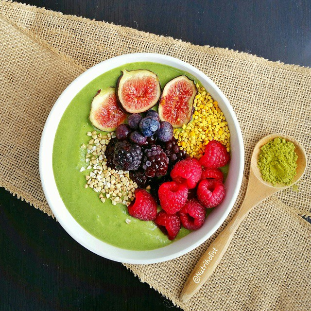 Green Smoothie Energy Bowl