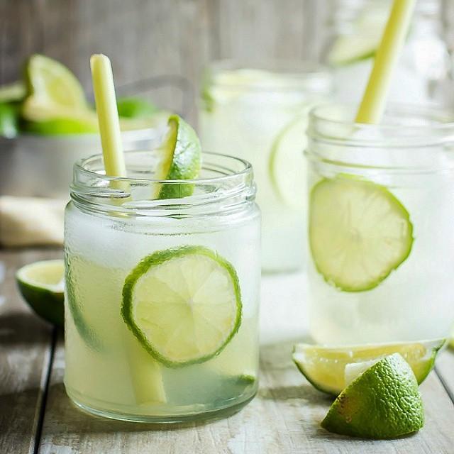 Lemongrass And Lime Cooler