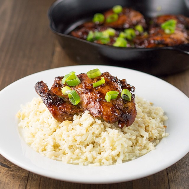 Eastern Chinese Red Cooked Chicken (paleo)