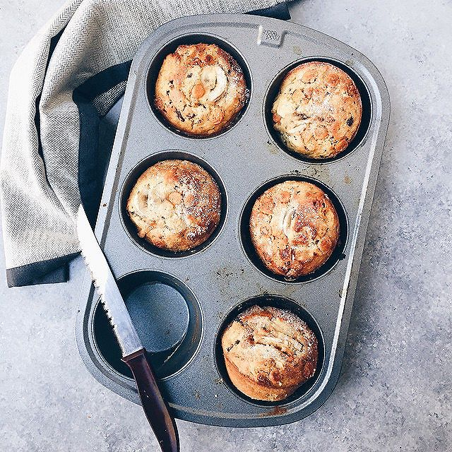 Everything Breakfast Muffins