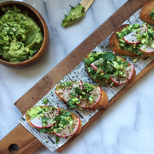 The Ultimate Avocado Toast