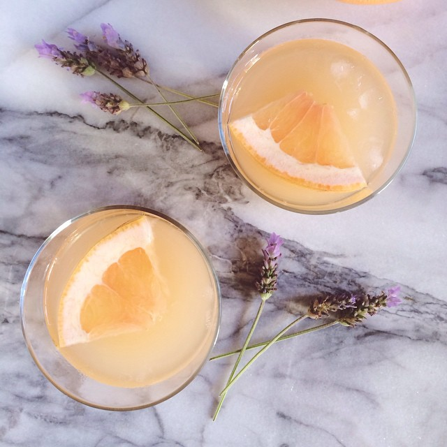 The long Labor Day weekend is officially here. Let's celebrate with a fancy gin, St. Germain…