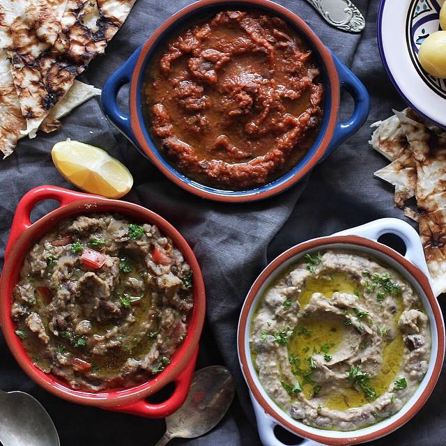 Egyptian Fava Bean Stew (fuul)