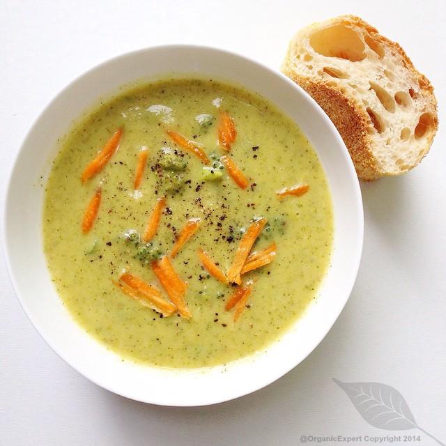 Copycat Broccoli Soup