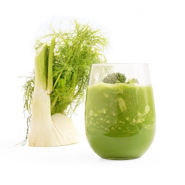 I've been indulging in alcohol and eating out a little too much lately so it's all green smoothies…