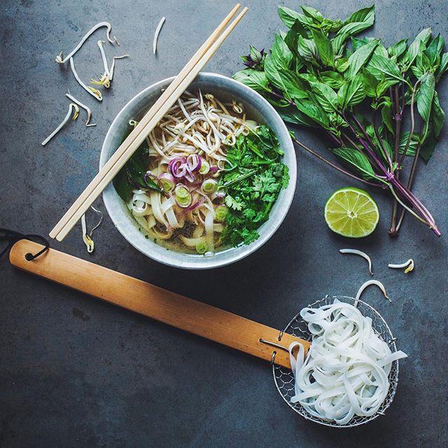 Vegetarian Vietnamese Pho recipe | The Feedfeed