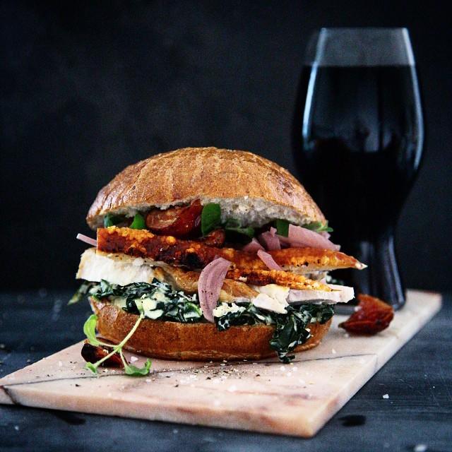 Pork Roast Sandwich
