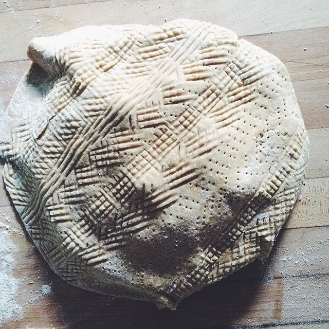 Pie Crust Inspiration