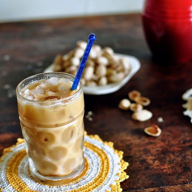 Toasted Coconut Cold Brew Horchata