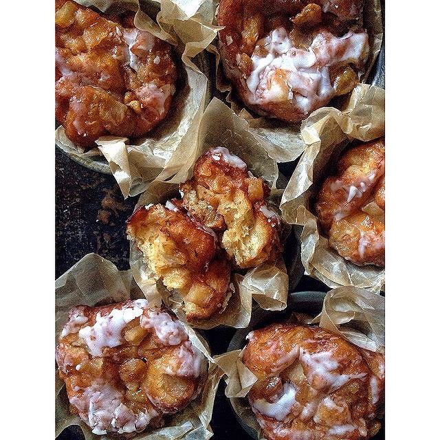 Classic Apple Fritters