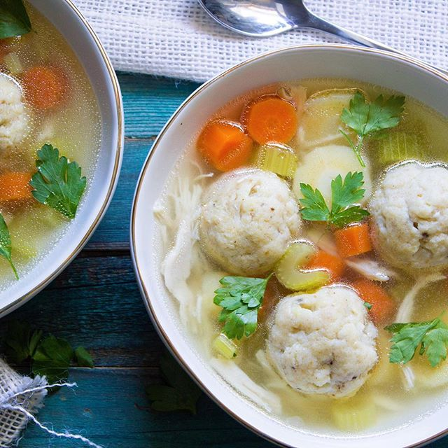 Forget roses and chocolates, Bubbe's matzo ball soup is the real way to woo your JCrush.