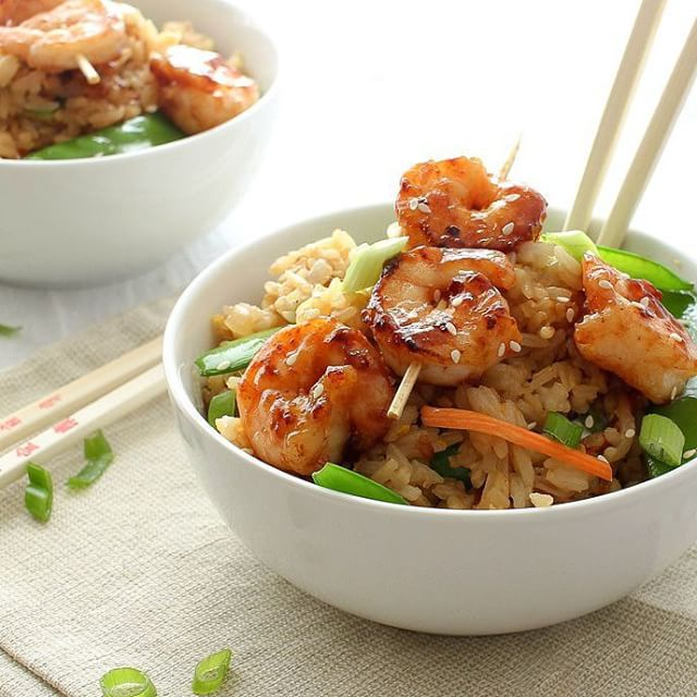 Fast and easy, yet completely delicious!! Better than takeout.