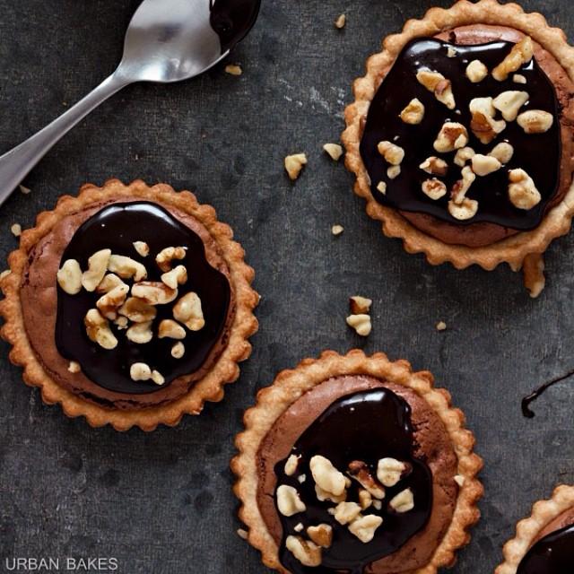Brownie Tarts