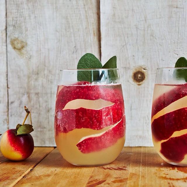 Apple & Sage Infused Vodka