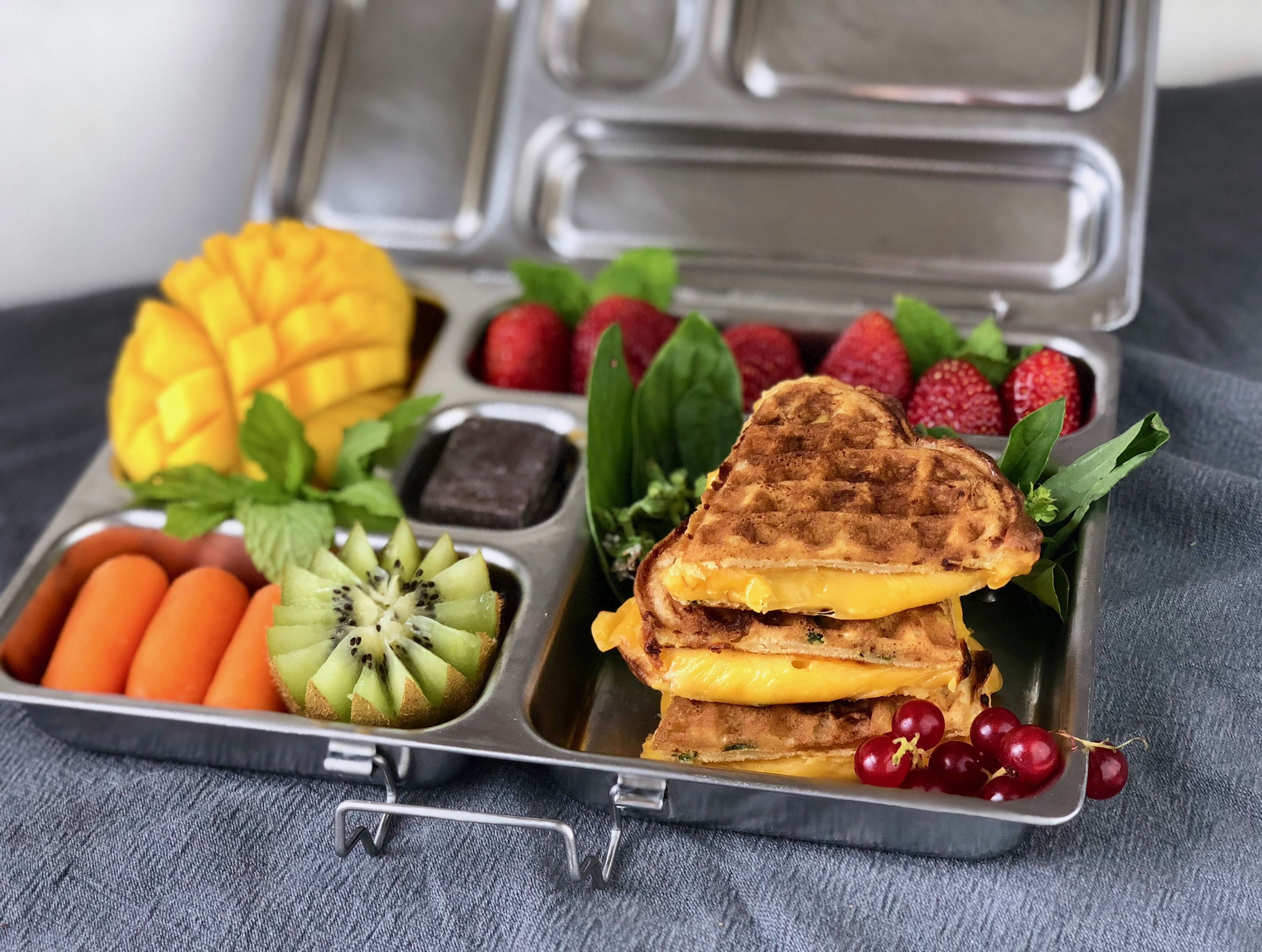 Savory Waffle and Deli American Sandwiches