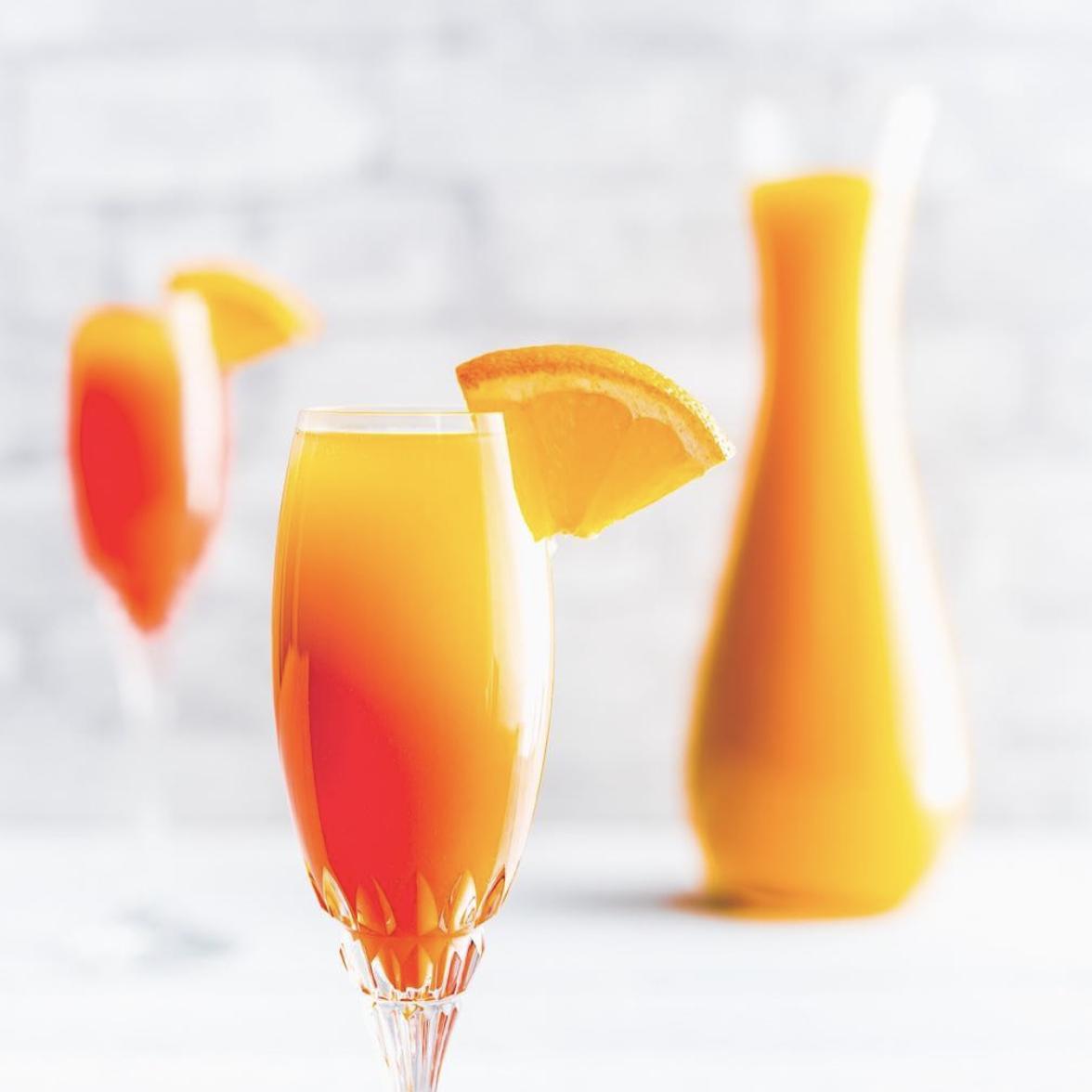 Orange Tequila Mimosa