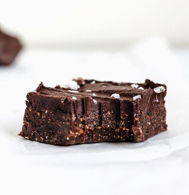 Date Fudge Brownies