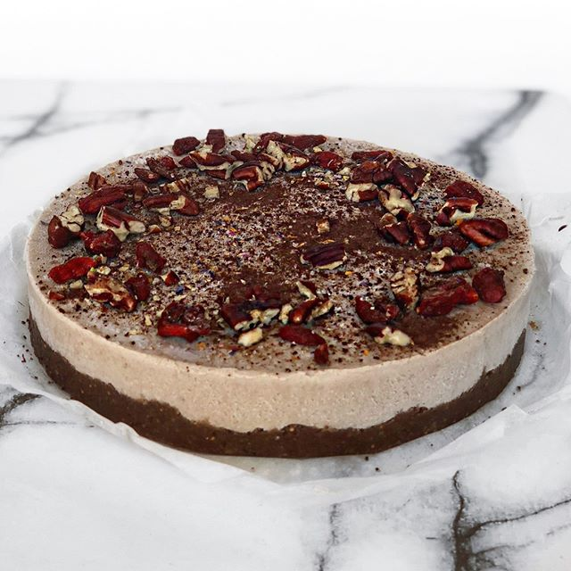 Gingerbread Mousse Cheesecake