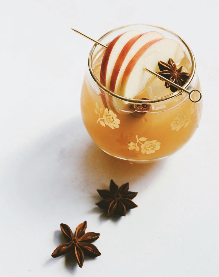 Honeycrisp Gin