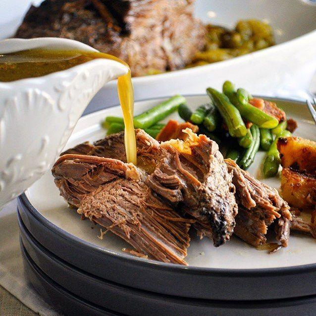 Slow Braised Beef