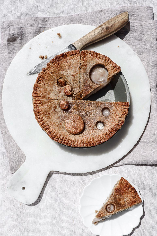 Creamy Coconut Buko Pie