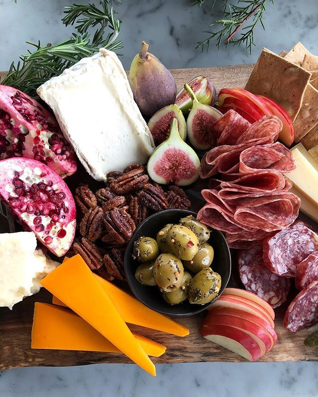 The Ultimate Cheese and Charcuterie Board