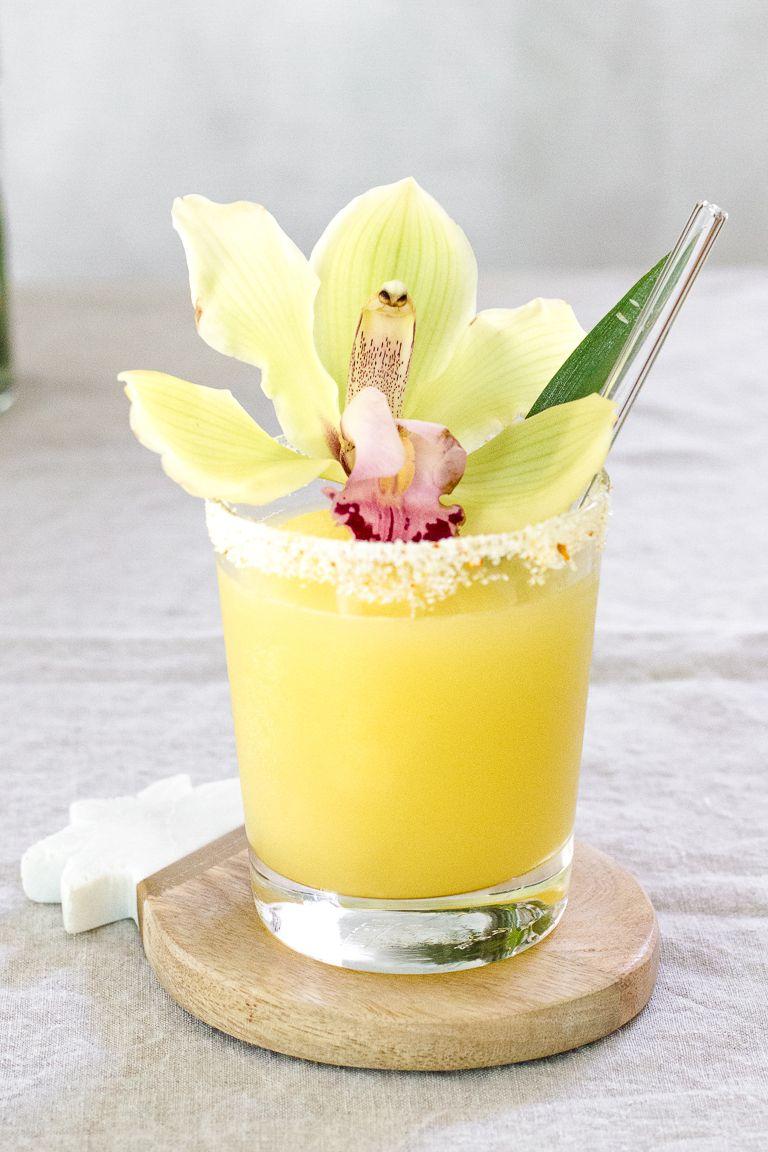 Kalamansi Pineapple Margarita