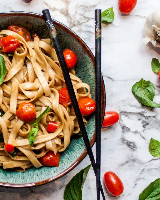 Thai Drunken Noodles - Pad Kee Mao