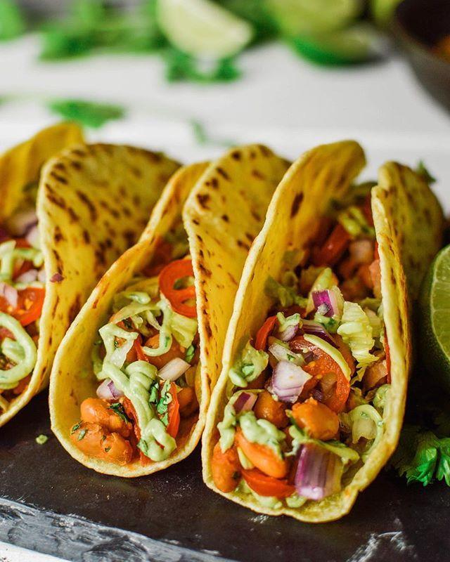 Chipotle Pinto Bean Taco