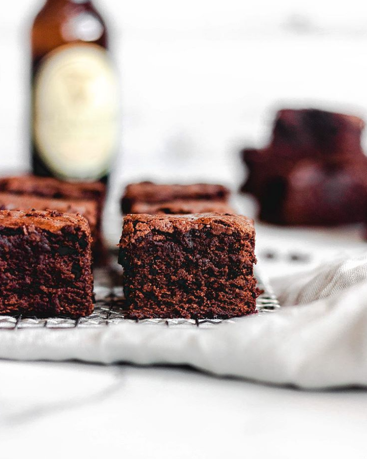 Rich Stout Brownies