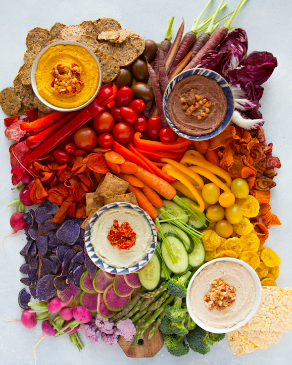 Ultimate Snack Board