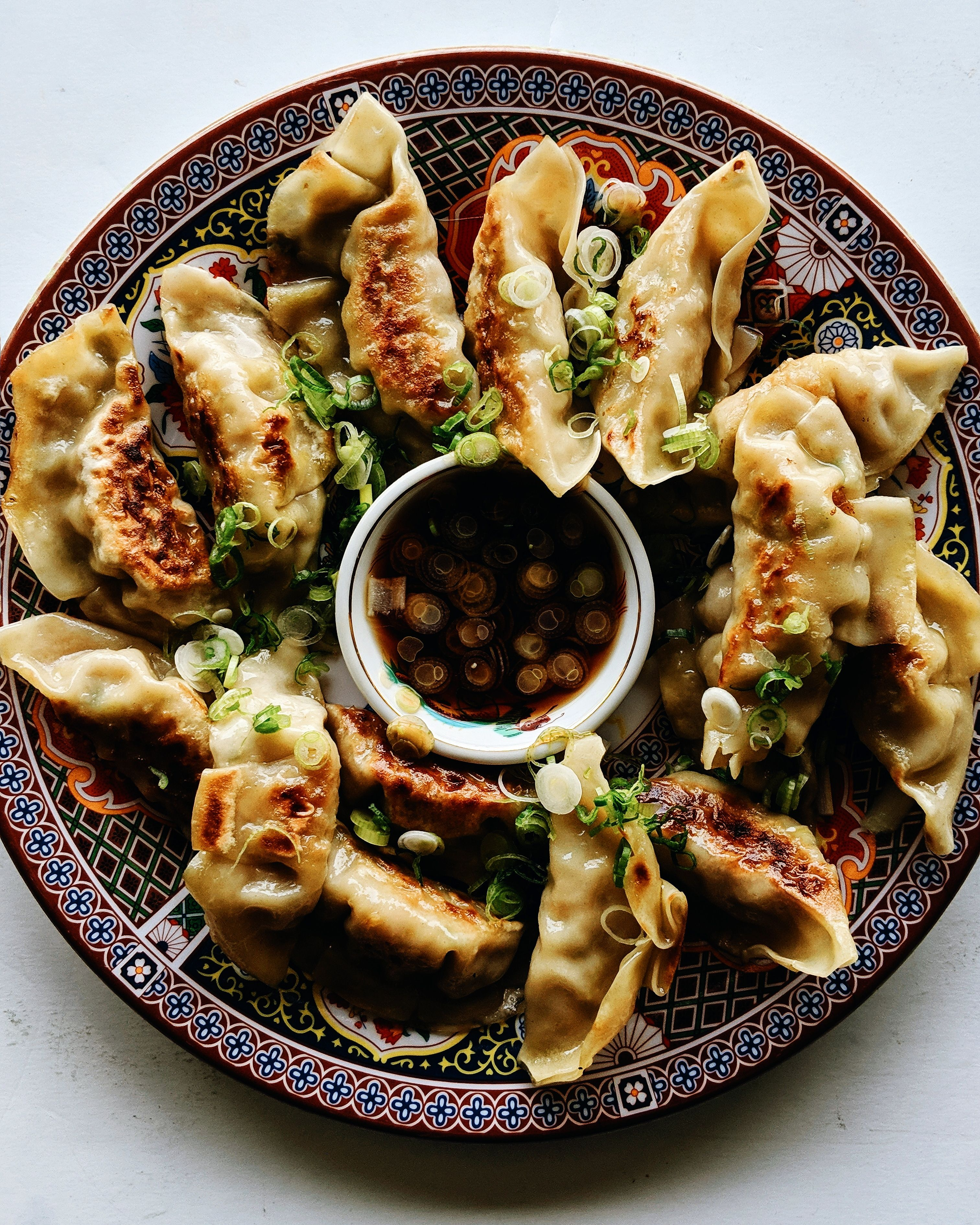 Vegetable Gyoza By Meatballssmama Quick Easy Recipe The Feedfeed