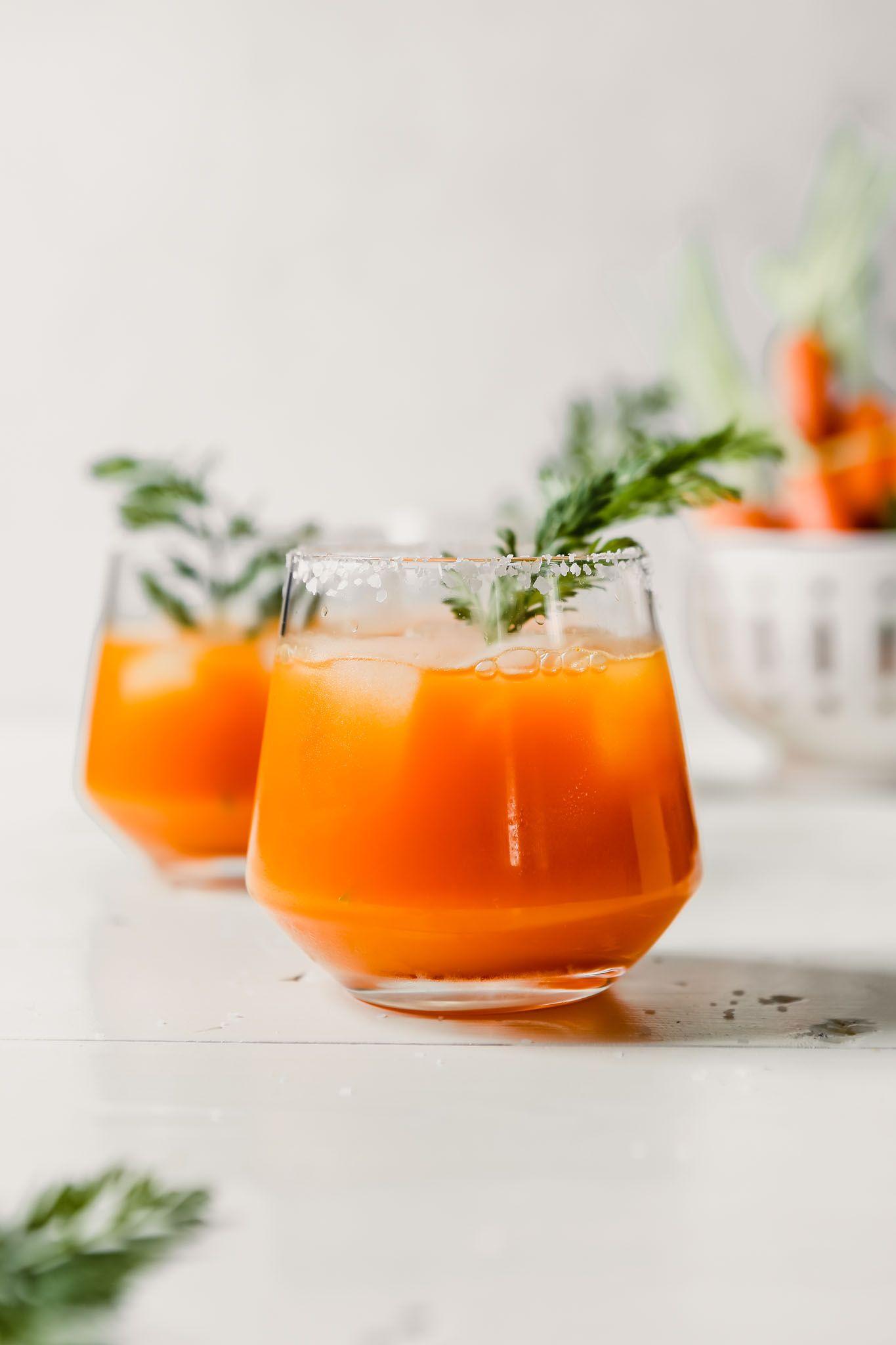 Carrot Margaritas