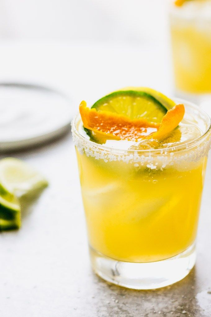 Orange, Lemon and Lime Margarita