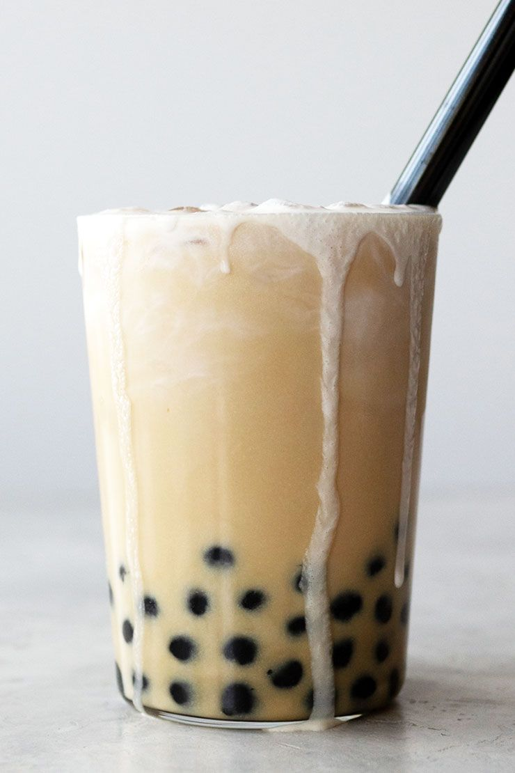 Basic Bubble Tea