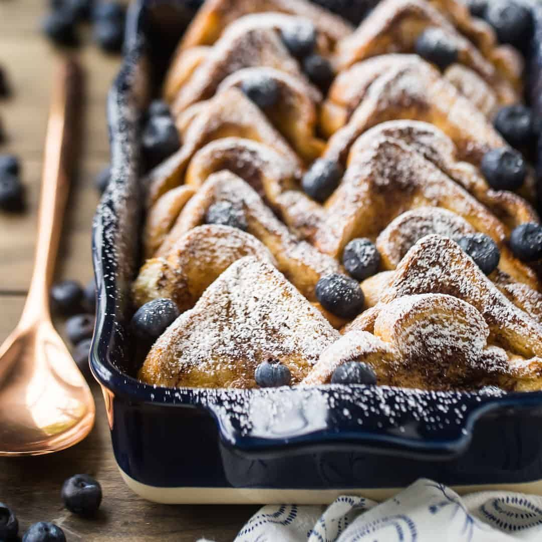 Baked French Toast Casserole