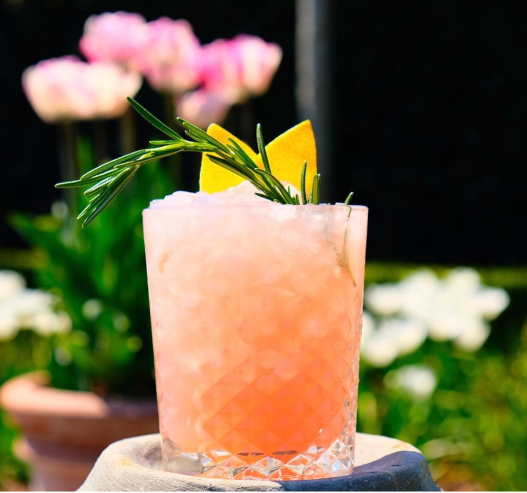 Grapefruit Rosemary Cocktail