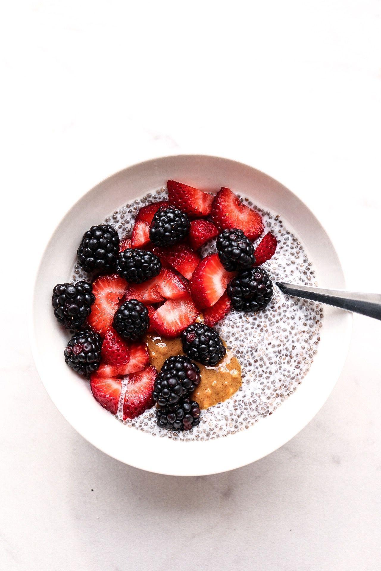 Simple Chia Pudding