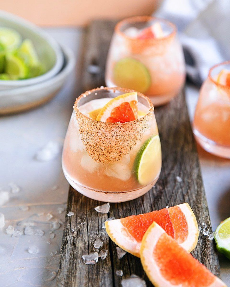Grapefruit Tequila Cocktail