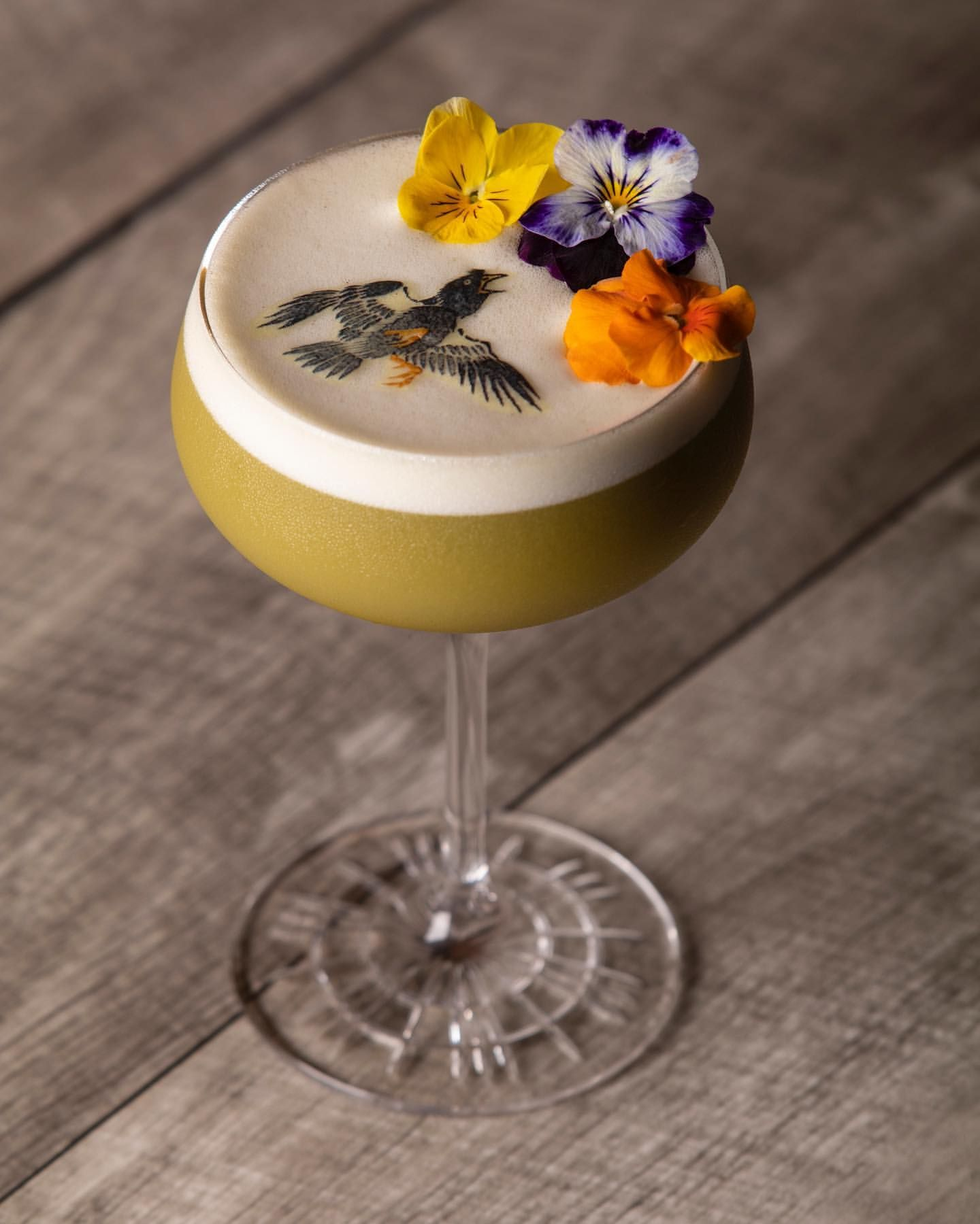 Common of Kyoto Cocktail
