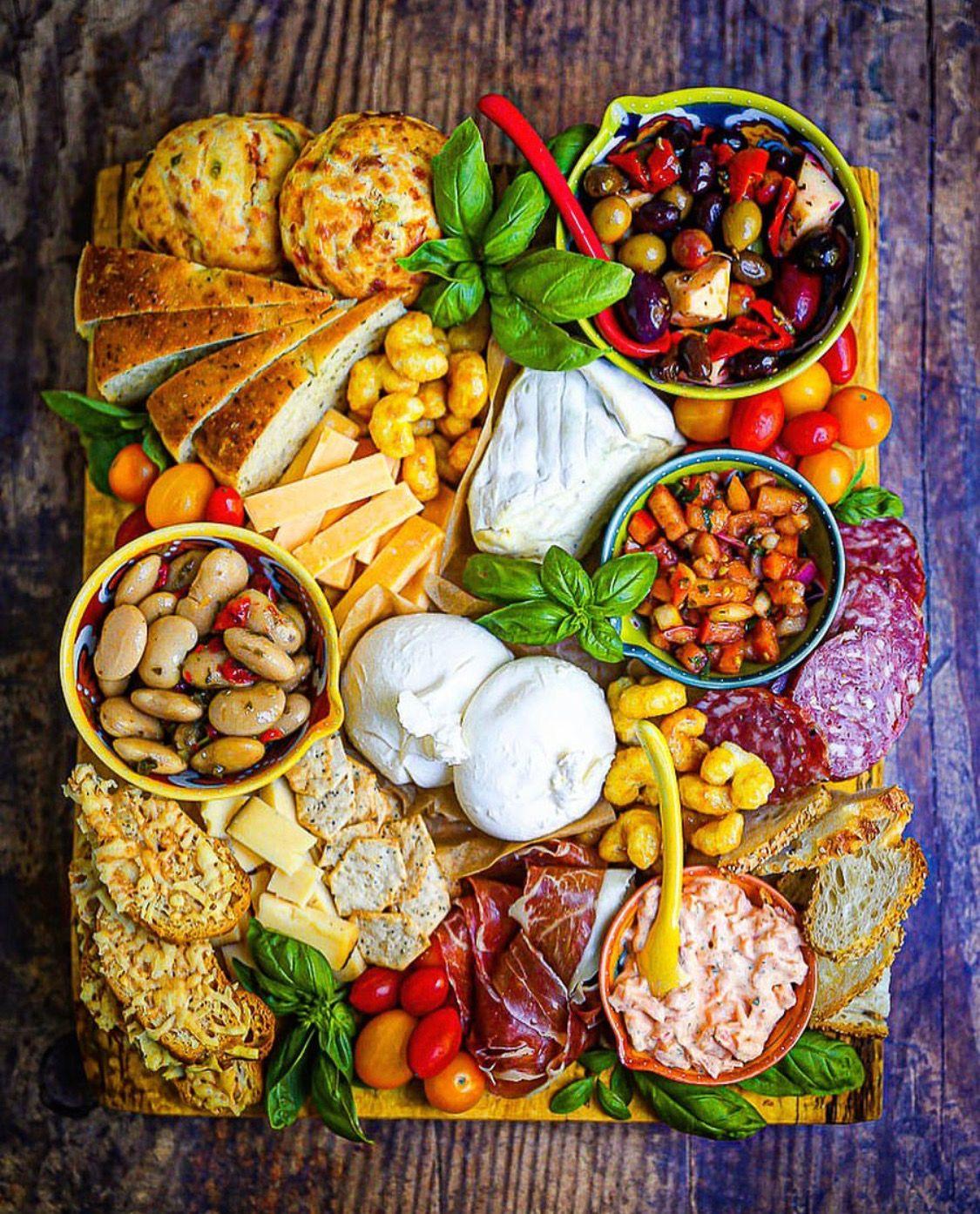 Italian Appetizer Board