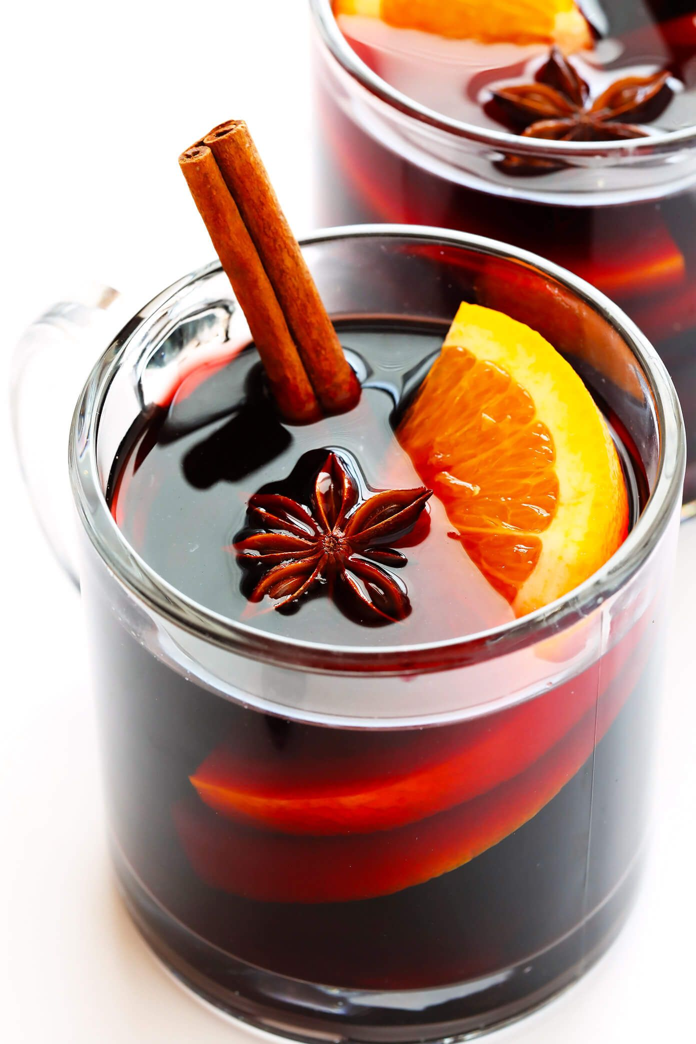 Orange Spice Mulled Wine