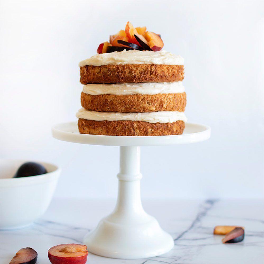 Plum Spiced Cake