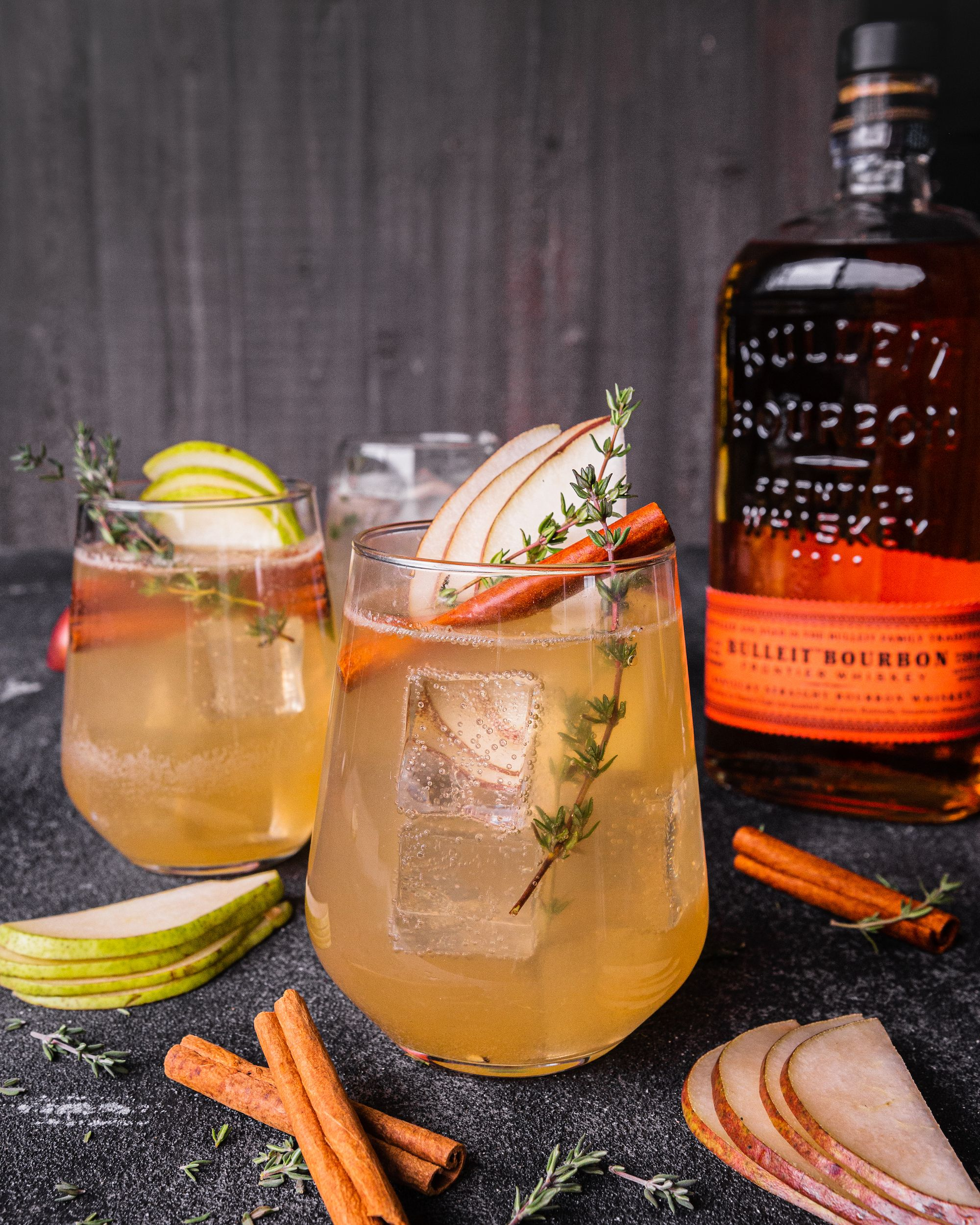 Frontier Pear Cocktail