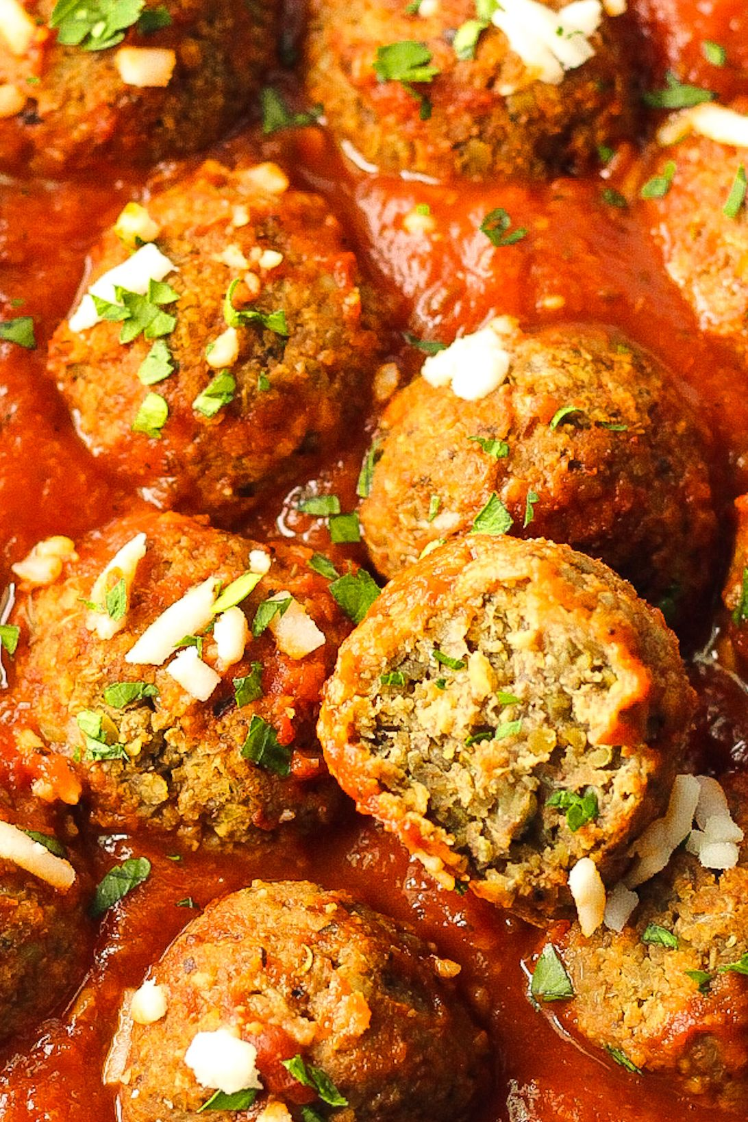 Vegan Meatball