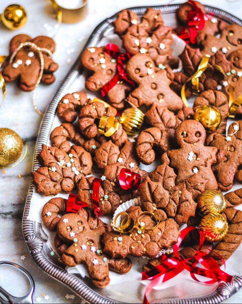Ultimate Gingerbread Cookies