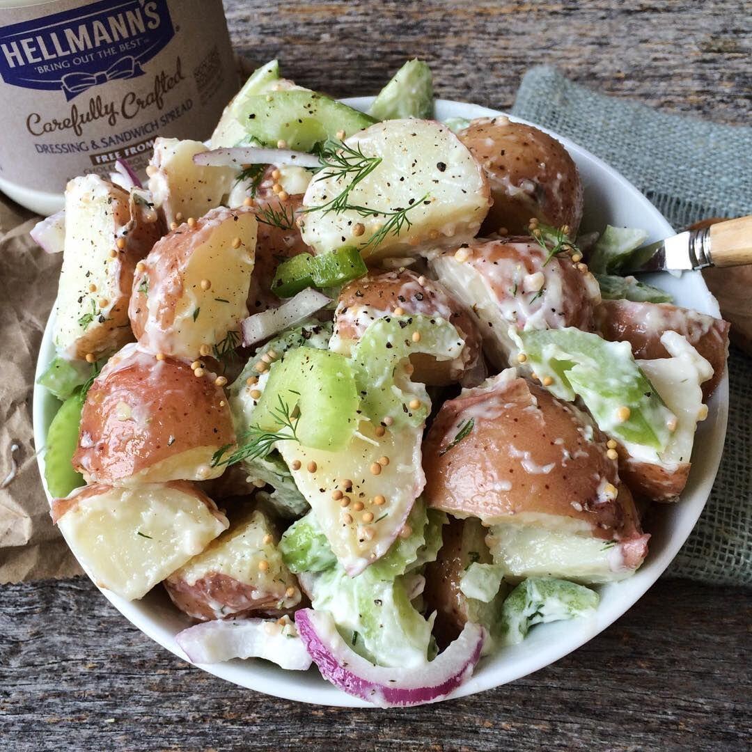 Potato Salad Recipe With Dill Seed