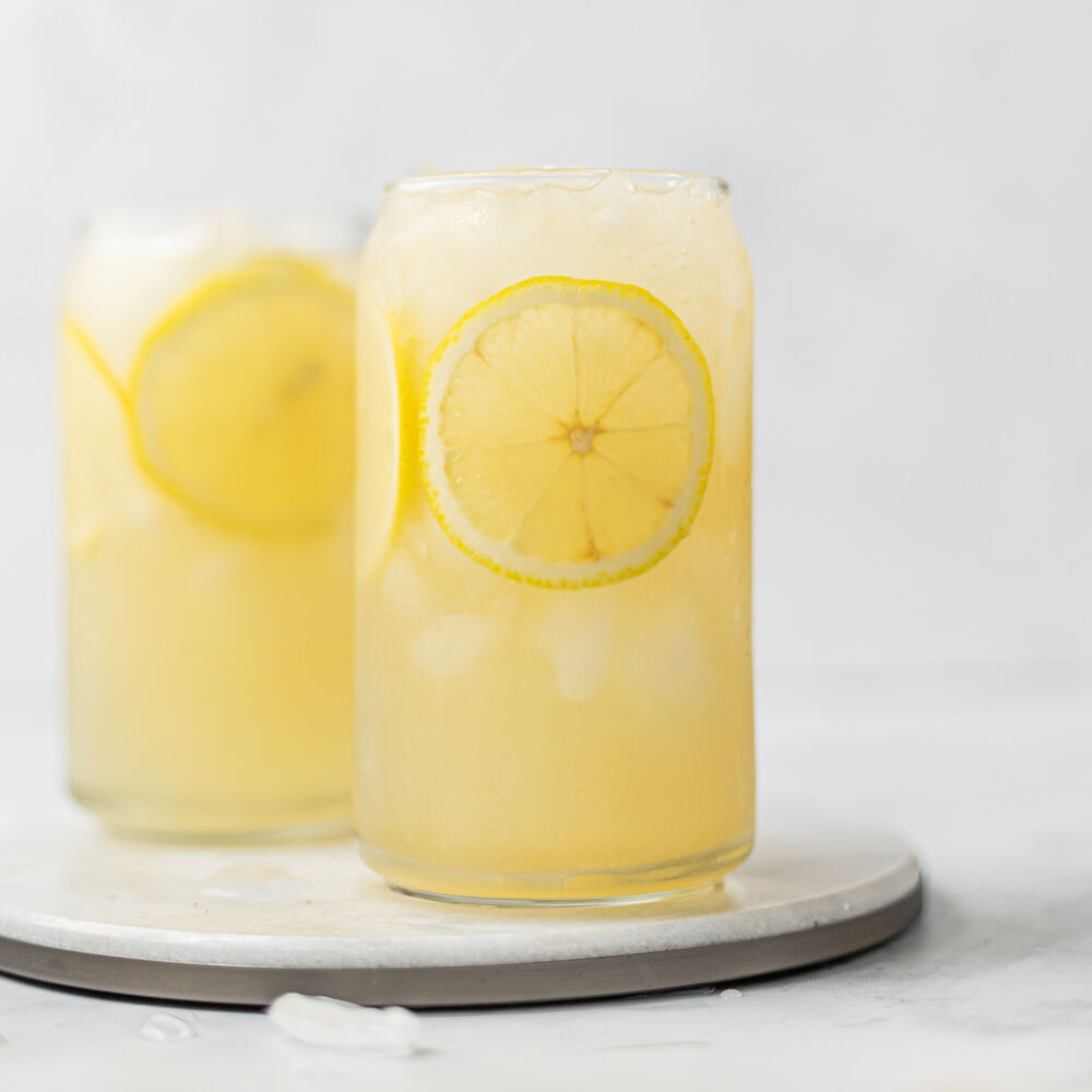 Rum And Ginger Lemonade By Theboozyginger Quick Easy Recipe The Feedfeed