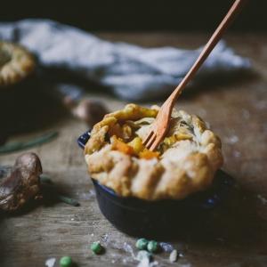 Pot Pies! by Betty Liu , Boston, MA