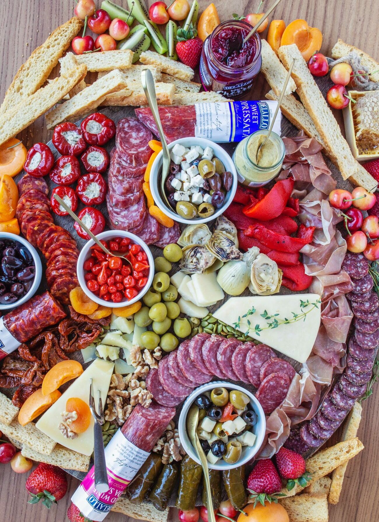 Summer Inspired Charcuterie Board Recipe By Editors